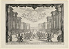 thumbnail for Image 2 - Third Intermezzo, The Battle is Stopped by Love's Arrival with her Cortege