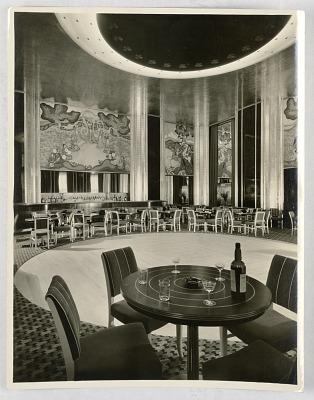 Persian Room, Plaza Hotel, New York, NY