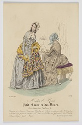 Fashion in Colonial Times