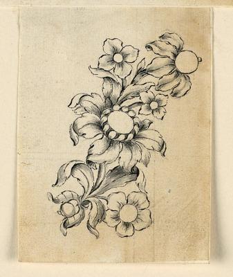 Design for a Brooch