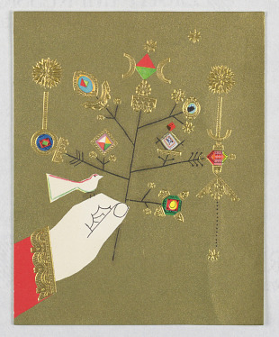 Holiday cards smithsonian institution christmas card m4hsunfo