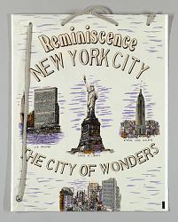 Reminiscence: New York City