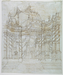 Stage Design: Palace Architecture