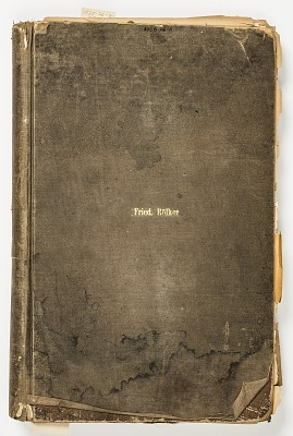 Weaver's thesis book