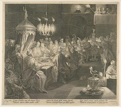 The Banquet of Belshazzar