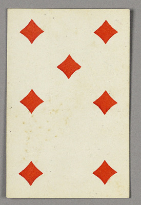 Seven of Diamonds from Set of
