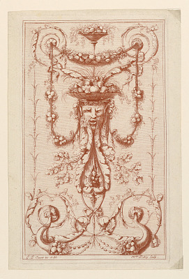 Arabesque Panel, from