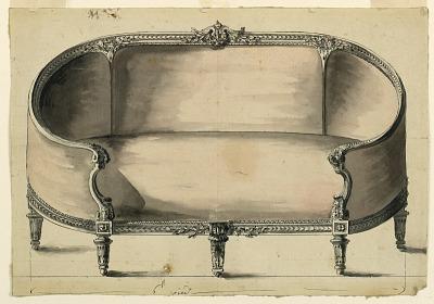 Design for a Sofa