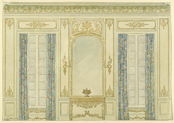 Louis XV Interior