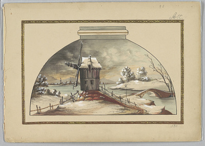Design for lampshade
