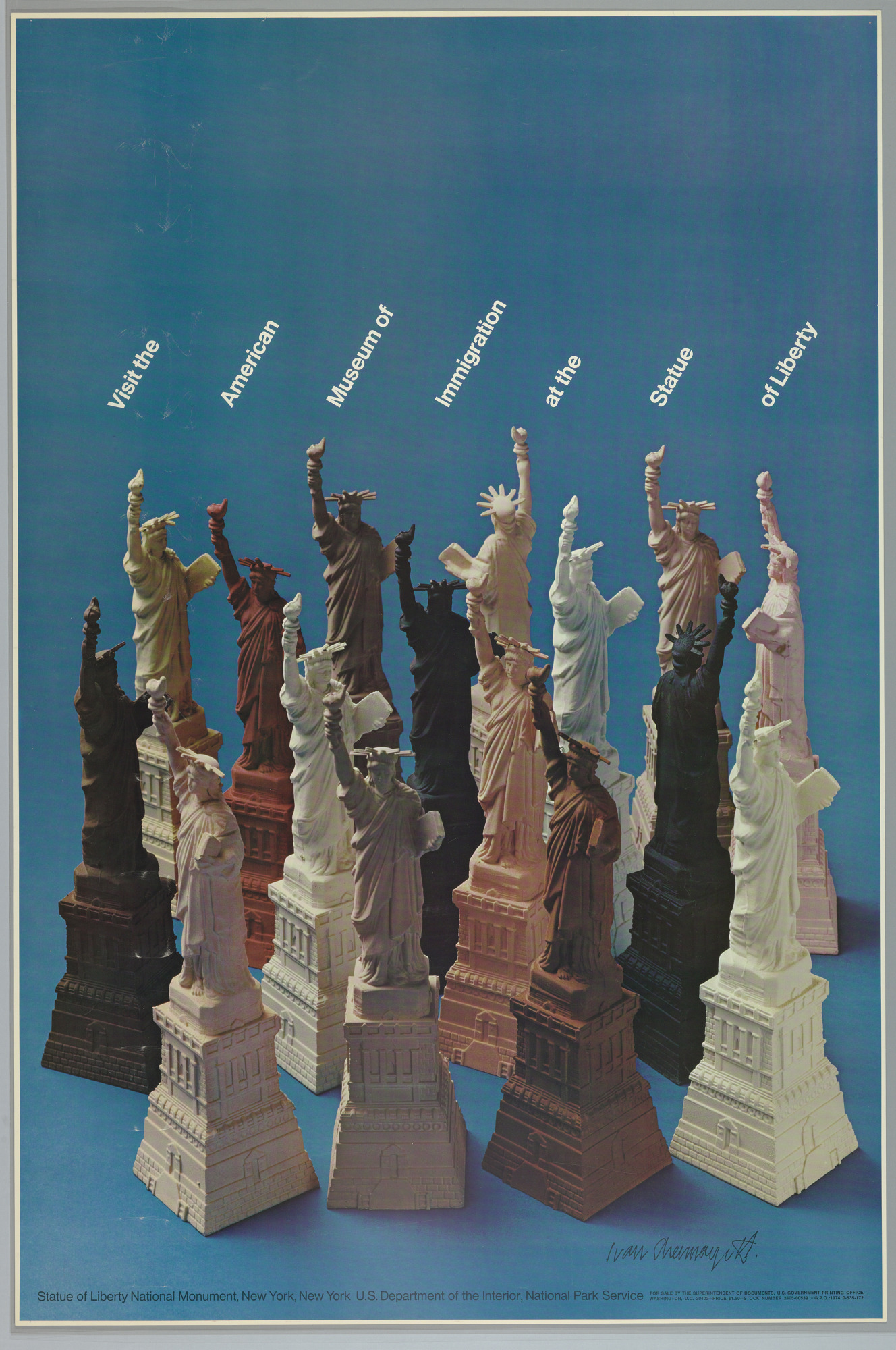 images for Visit the American Museum of Immigration at the Statue of Liberty