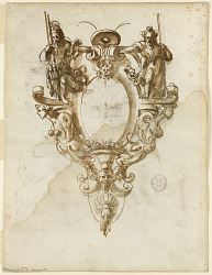 Design for an Escutcheon
