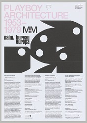Playboy Architecture 1953-1979 (Invitation)