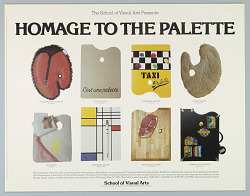 School of Visual Arts, Homage to the Palette