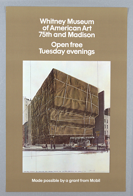 Whitney Museum of American Art, 75th and Madison