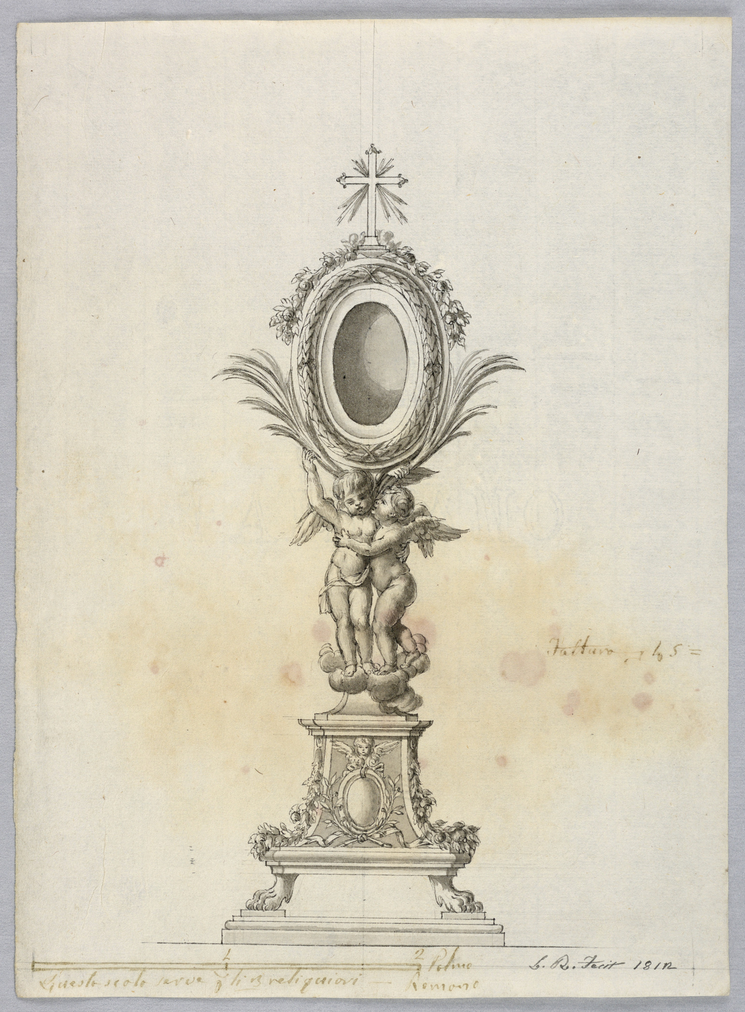 Design for a Reliquary