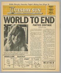 The Sun: Tuesday Sun