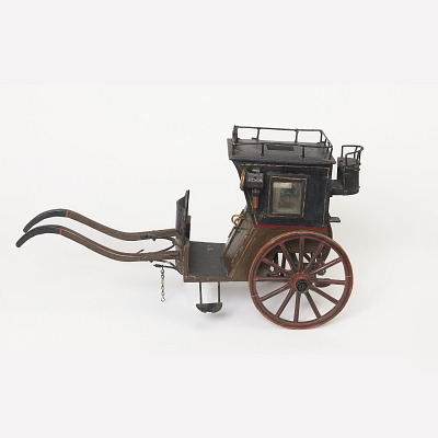 Model of a Carriage