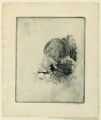 Head of a Boy (John)