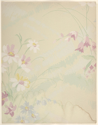 New Charm, New Lasting Beauty in Papered Walls