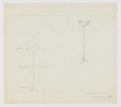 Design for Torchiere