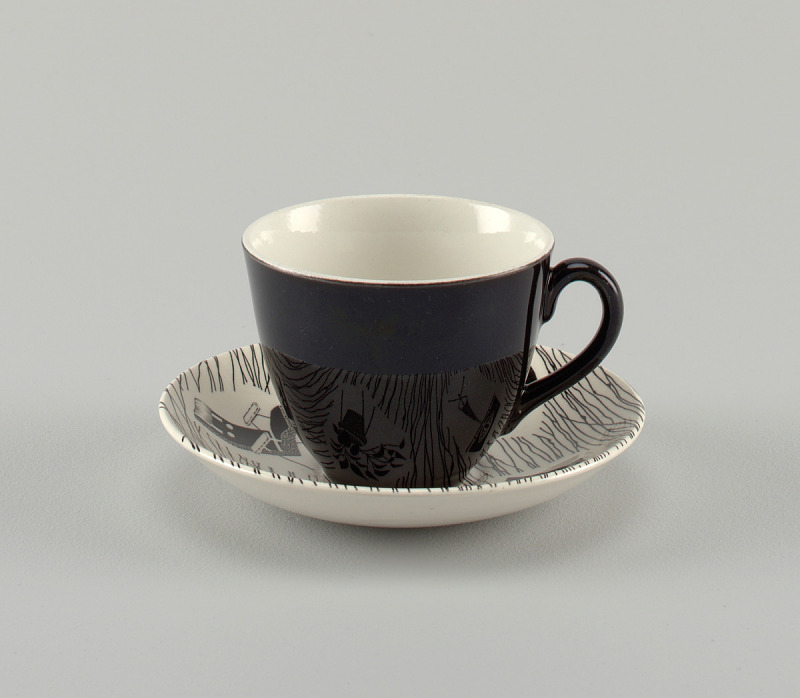 Image for Cup and saucer