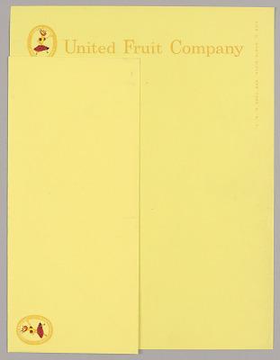 United Fruit Company, New York