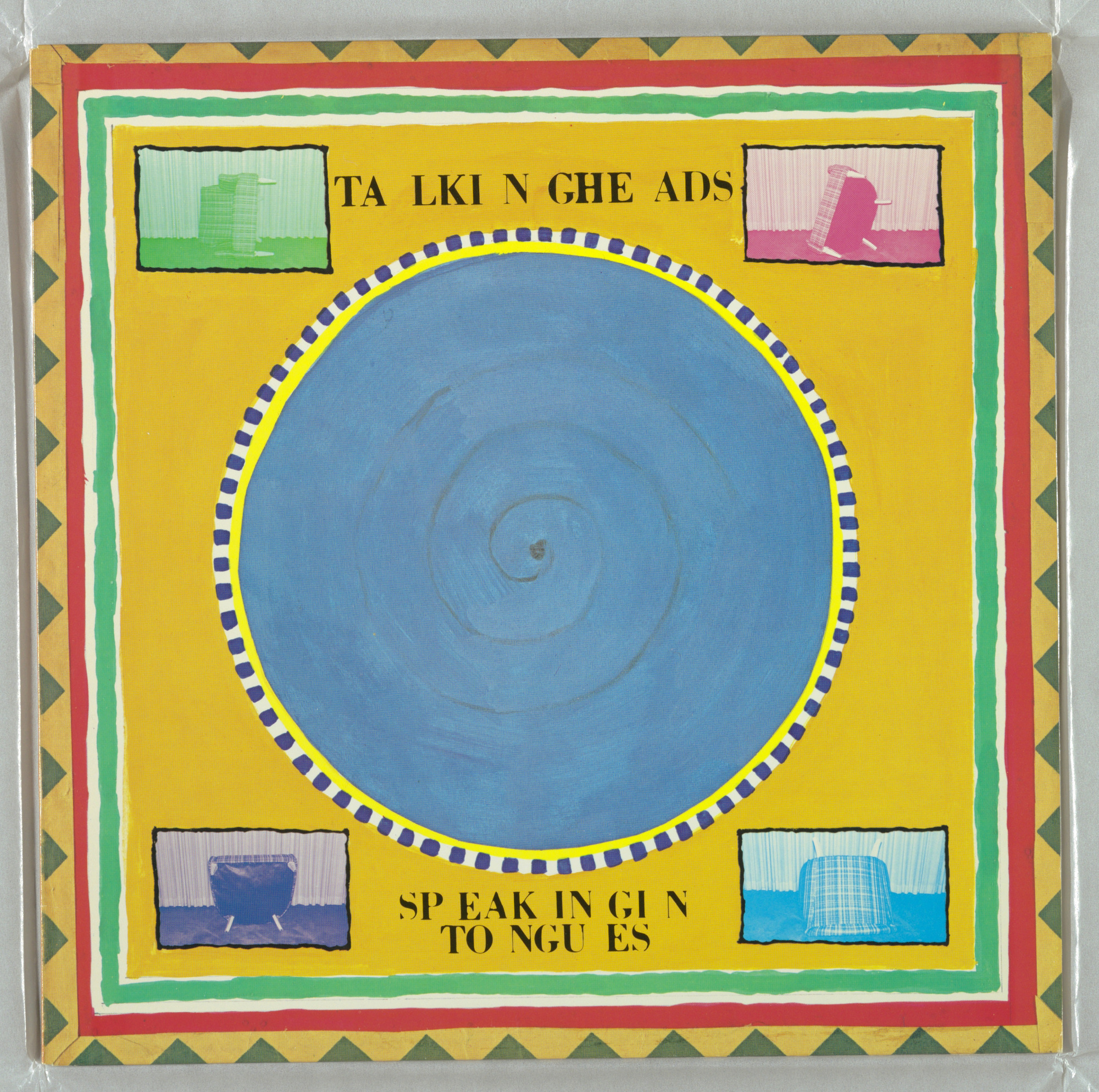 Image for Talking Heads: Speaking in Tongues