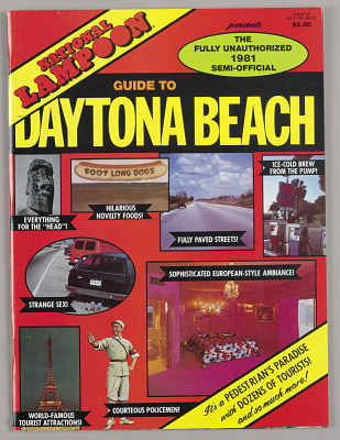 National Lampoon: Guide to Daytona Beach/ Fort Lauderdale