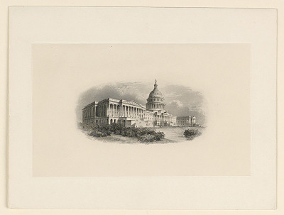 Banknote Proof: The Capitol