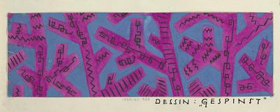 Textile Design: Gespinst (Thread)