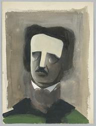 Edgar Allan Poe: Examining Portraiture