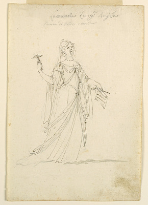 Costume Design: Music for a Ballet