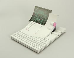 D.A.C. - LCD Computer (concept model)