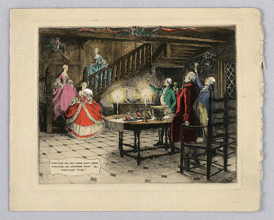 Reproductions of Christmas Cards