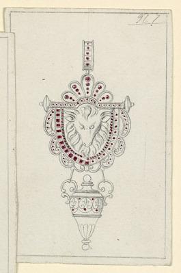 Design for a pendant