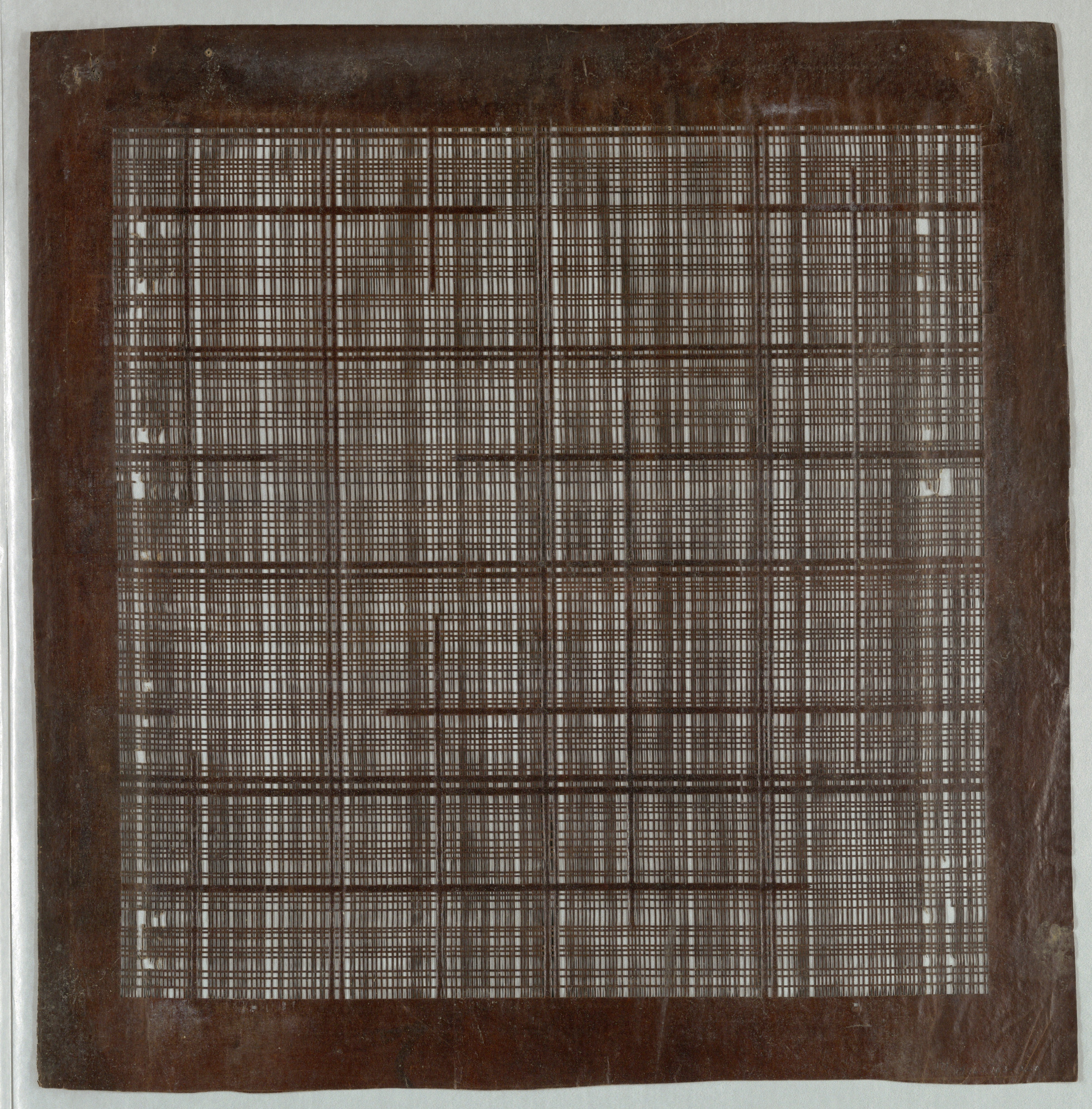 Lattice weave