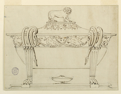 Elevation of a Tureen
