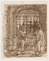 St. Peter in prison