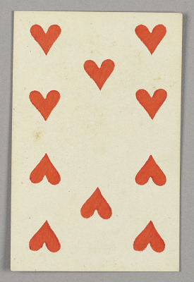 Ten of Hearts from Set of