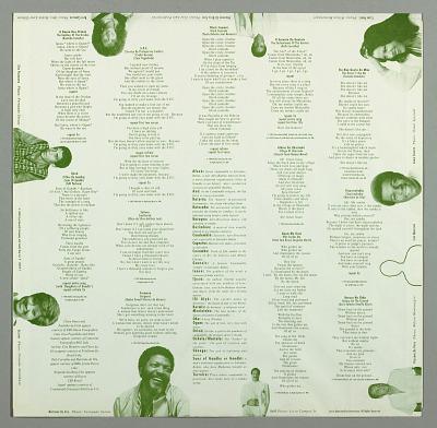 David Byrne, O. Samba