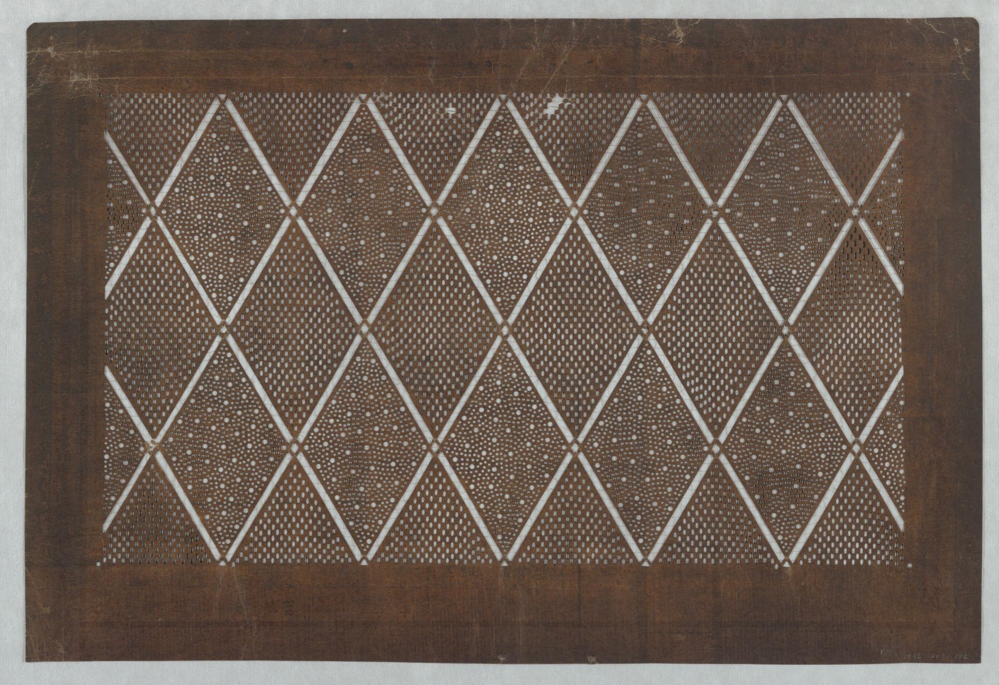 lattice weave pattern