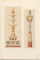 """""""Colonnes rostrales, fetes de Juillet 1838"""""""