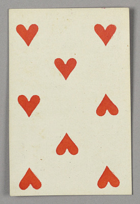 Eight of Hearts from Set of