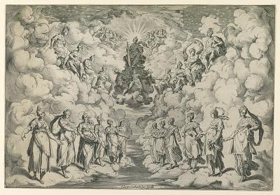 The Harmony of Spheres, from Intermezzo by Giovanni de'Bardi