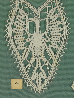 Cooper Union Museum Lace Study Chart