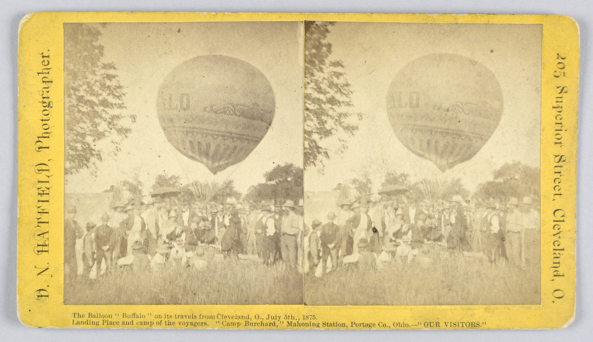 images for The Balloon 'Buffalo'