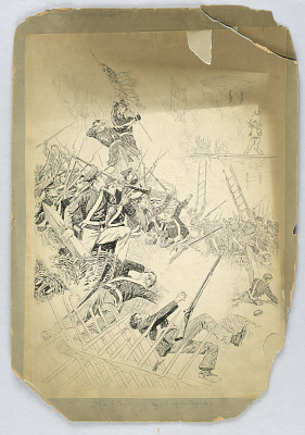 The Storming of Chaputepec