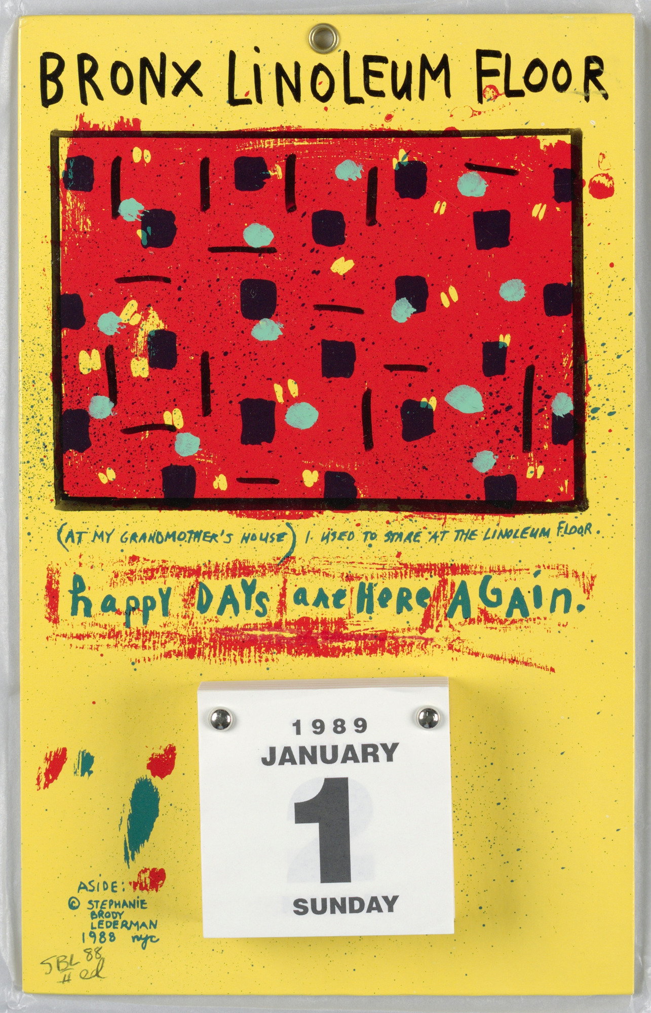 images for Bronx Linoleum Floor
