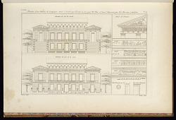 Recueil D'Architecture Civile...